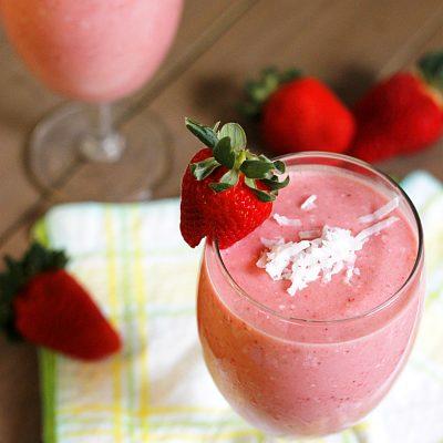 Strawberry Colada