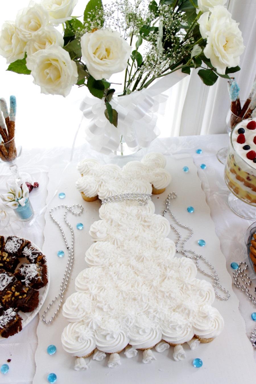 belle vie - my bridal shower! - belle vie