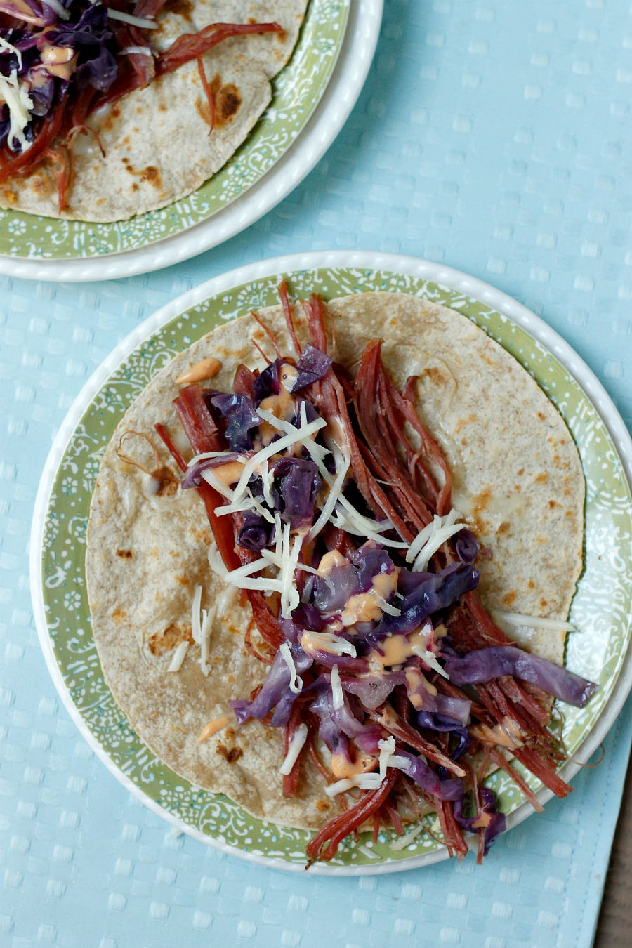Slow Cooker Irish Tacos