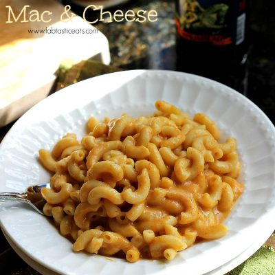 Pumpkin Beer Macaroni and Cheese