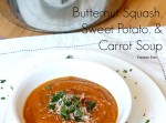 _MButternut Squash, Sweet Potato, and Carrot Soup | Fabtastic Eats