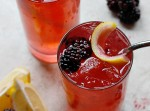 Blackberry Ginger Crush | Fabtastic Eats