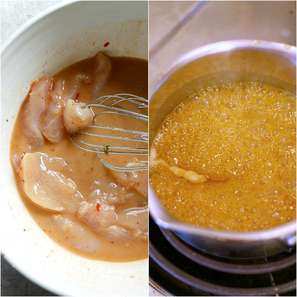 Thai Chicken Coconut Quinoa Bowls   Fabtastic Eats