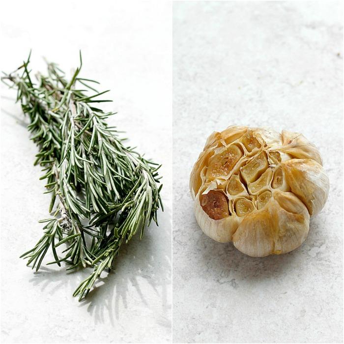 Roasted Garlic, Rosemary, and Cheddar Stuffed Pretzels   Fabtastic Eats