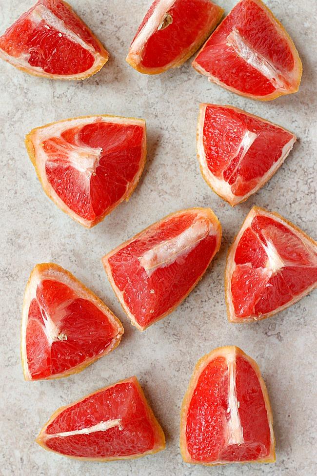 Grapefruit-Champagne Fruit Dip | Fabtastic EatsGrapefruit-Champagne Fruit Dip | Fabtastic Eats