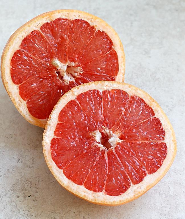 Coconut Grapefruit Sugar Cookies | Fabtastic Eats