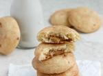 Biscoff Stuffed Vanilla Bean Snickerdoodles | Fabtastic Eats