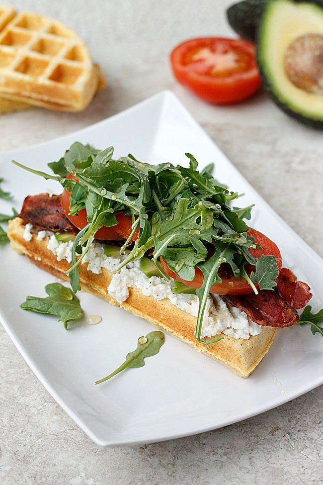 Souped-Up BLT | Fabtastic Eats