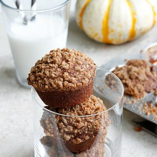Apple Pumpkin Muffins | Fabtastic Eats