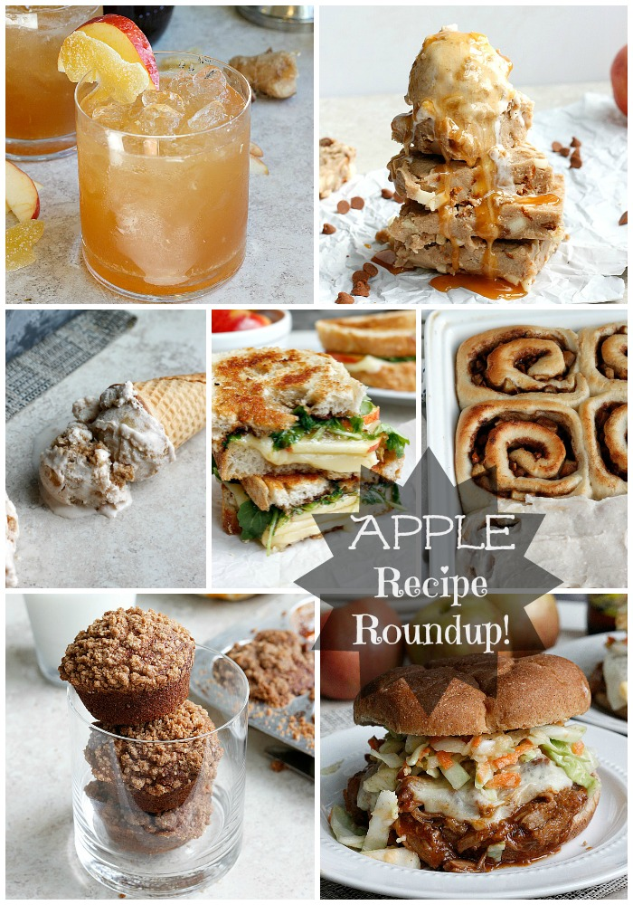 12 Days of Apple Round Up! (+36 favs!) | Fabtastic Eats