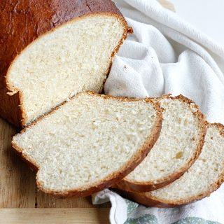 Polish Sweet Bread   Fabtastic Eats