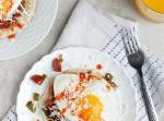 Kielbasa Breakfast Tostadas | Fabtastic Eats