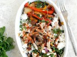 Korean BBQ Burrito Bowl | Fabtastic Eats