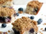 Blueberry Banana Crumb Cake | Fabtastic Eats