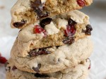Dark Chocolate Cranberry Cookies