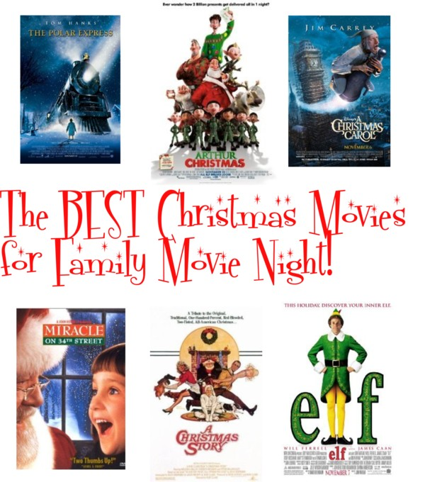 the best christmas movies for family movie night - Best Christmas Family Movies