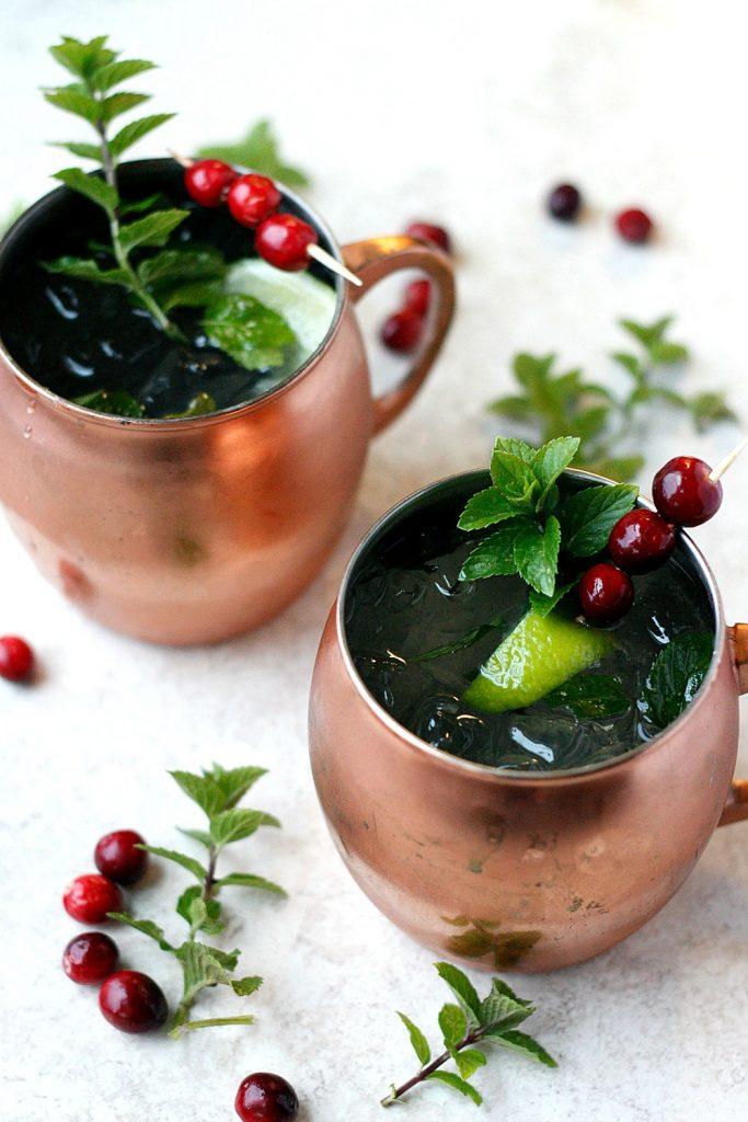 cranberry mule