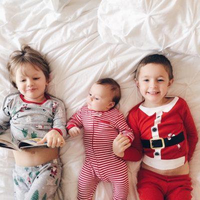 Favorite Christmas Pajamas for Kids