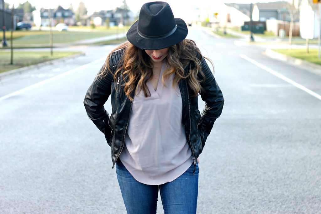 Leather & Lilac | Belle Vie