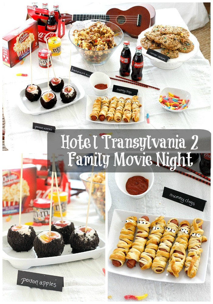 Hotel Transylvania 2 Family Movie Night