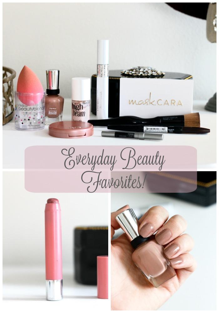 Everyday Beauty Favorites | Belle Vie