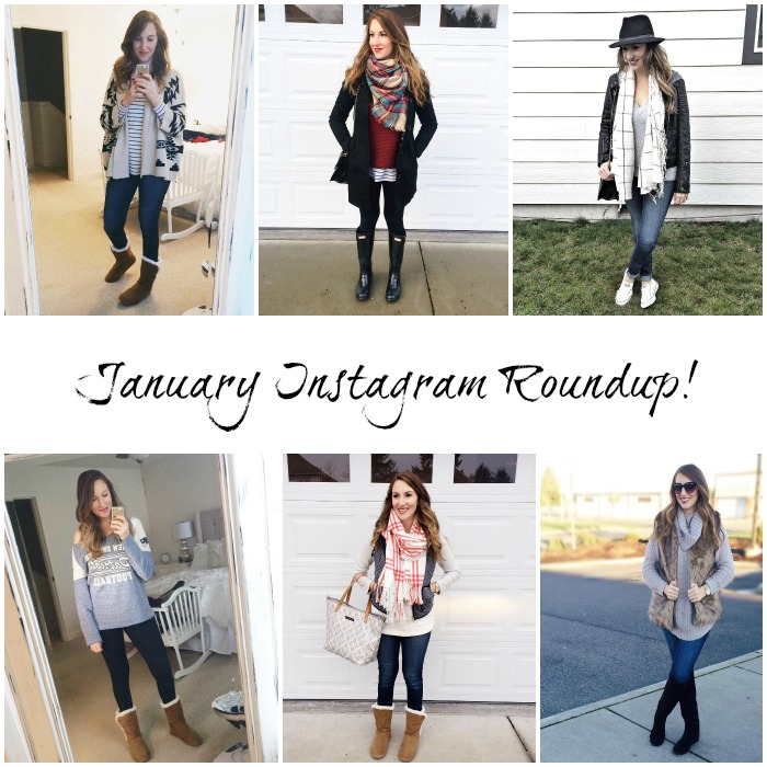 January Instagram Roundup | Belle Vie