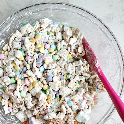 Easter Bunny Snack Mix