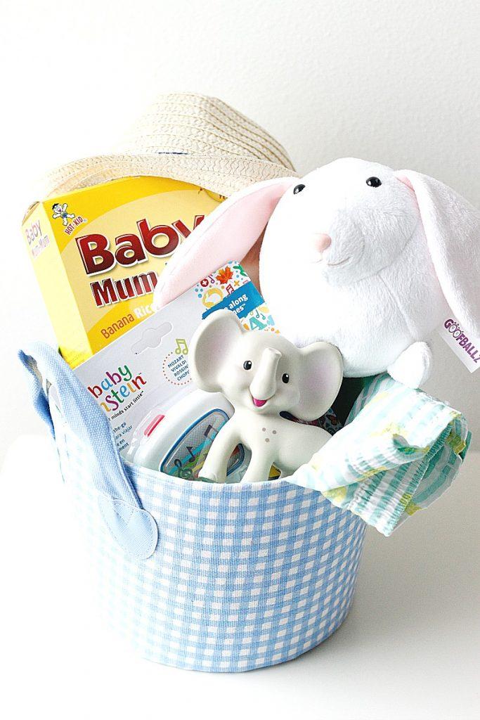 Easter Basket Ideas for Babies! | Belle Vie Blog