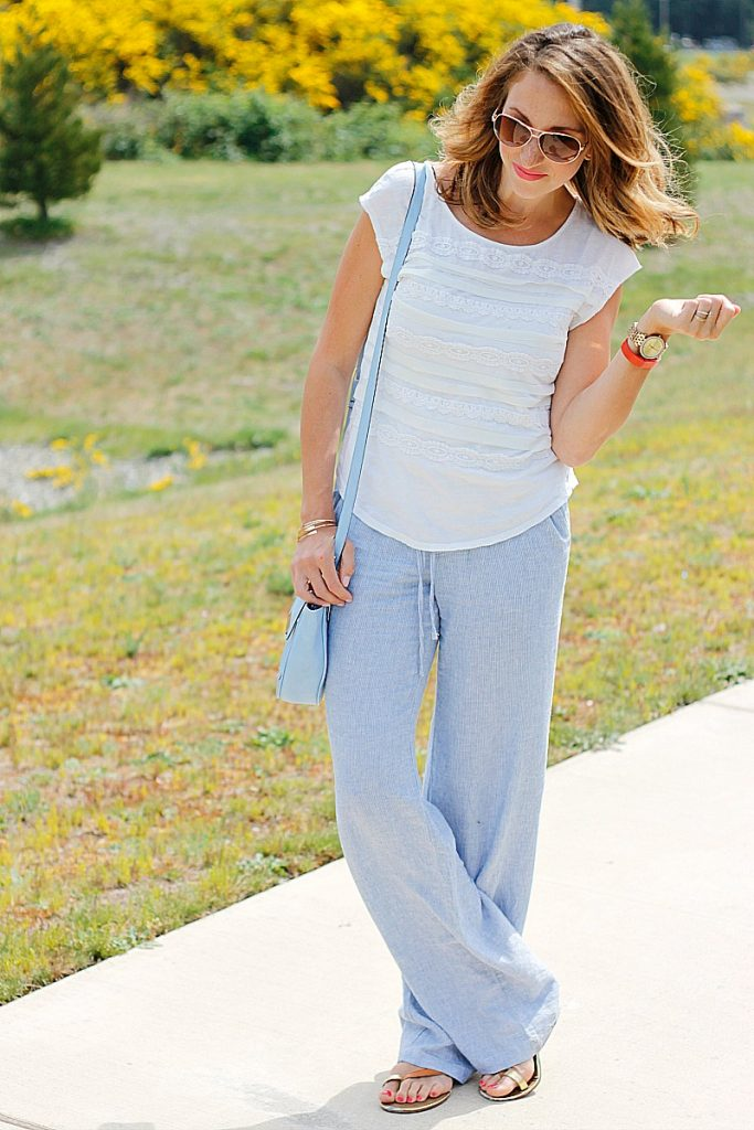 Casual Cool (the linen pants you NEED!)