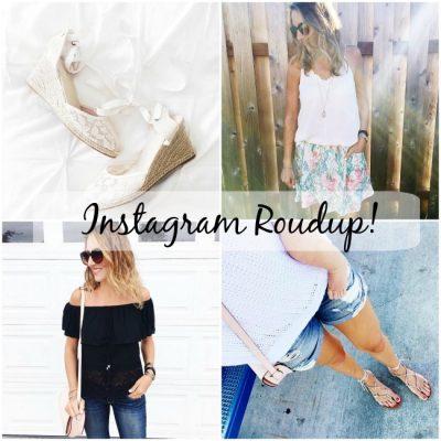 Instagram Roundup!