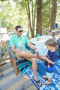 Summer Fun: Camping