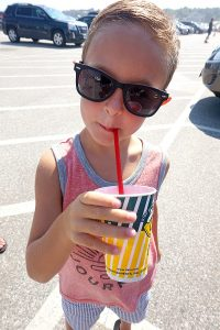 A day in Newport, RI with Kids!
