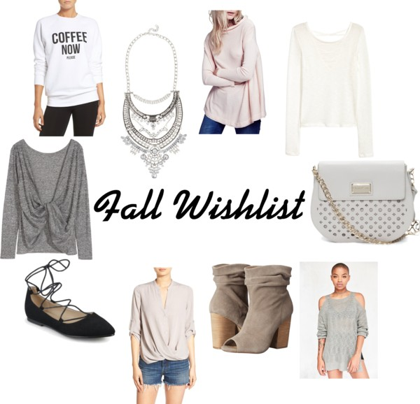 Fall Wishlist!