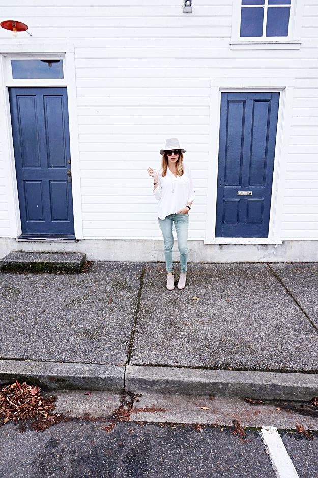 The Olive Skinnies you NEED!
