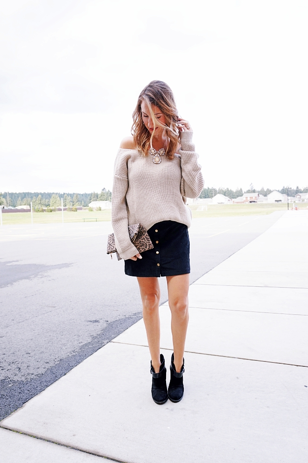 Fall Date Night Look (& 5 date ideas!)