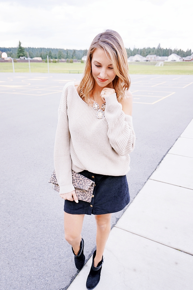 Fall Date Night Look (& 8 date ideas!)