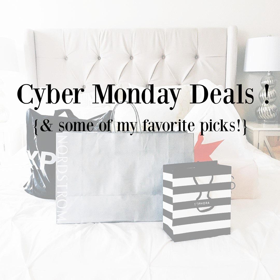 Cyber Monday Sales!
