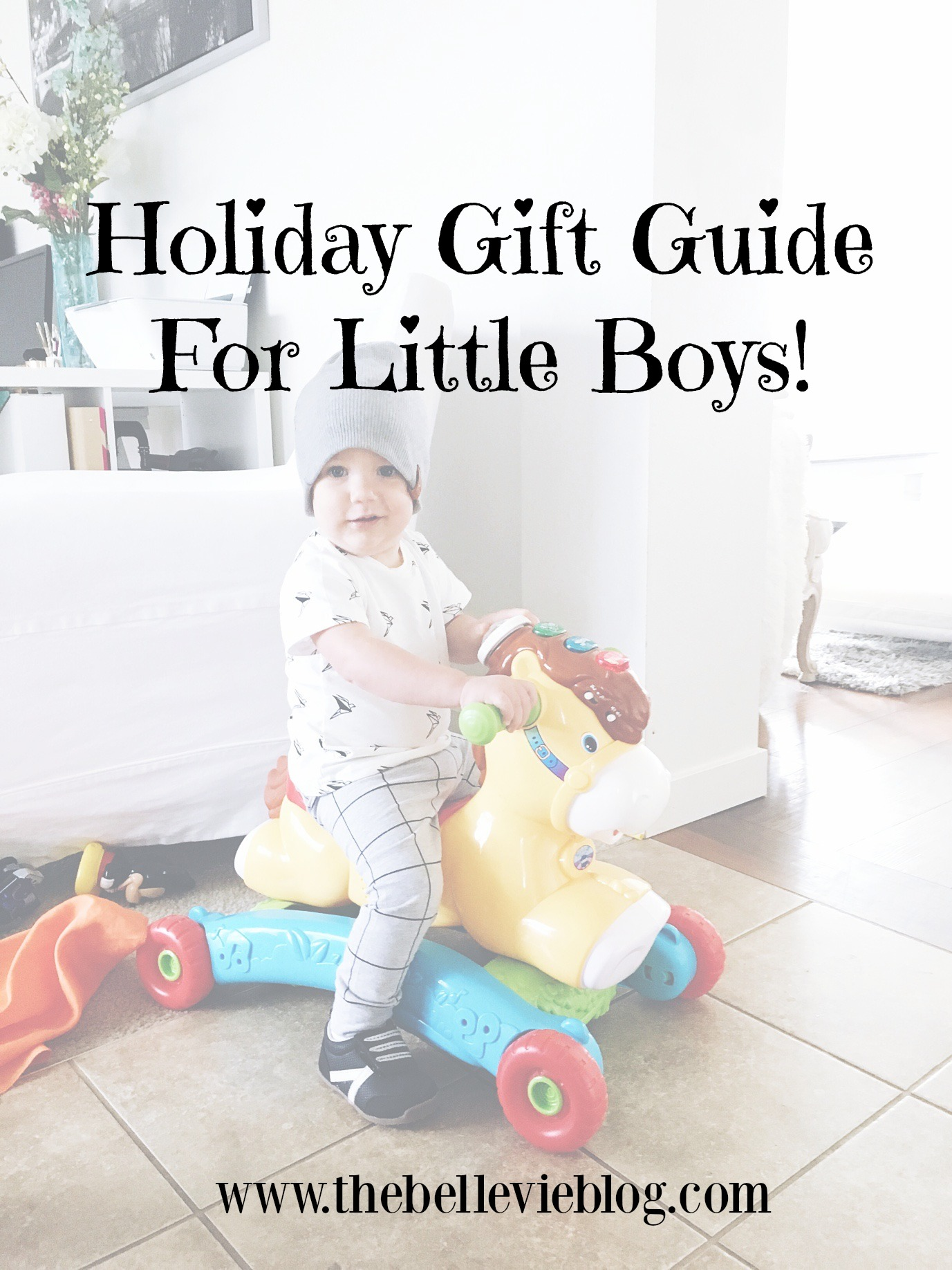 belle vie Holiday Gift Guide For Kids Boy Edition belle vie