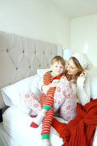 Cozy for Christmas (Pajamas for the family!)