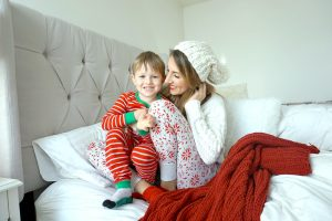 Cozy for Christmas (Pajamas for the family!)