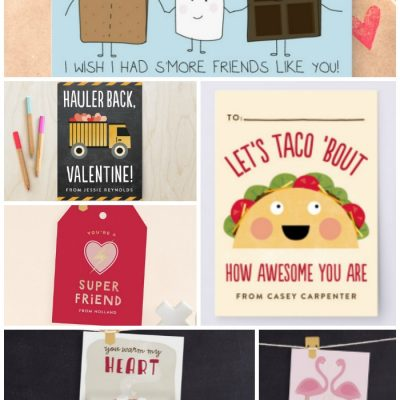Classroom Valentines Cards & Gift Ideas!