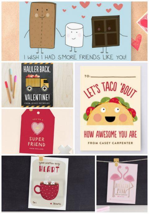 Classroom Valentine Cards!
