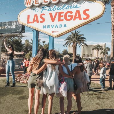 Las Vegas Girls Trip (Where we Stayed, Ate, & Did!)