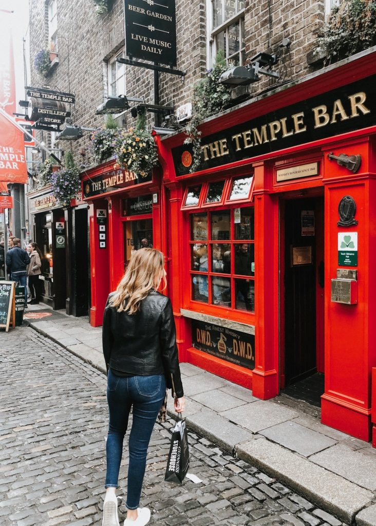 Temple Bar Dublin, Ireland