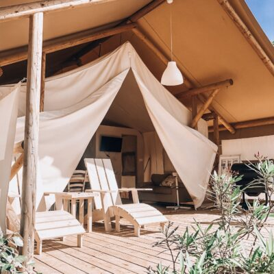 A Weekend Glamping in Croatia