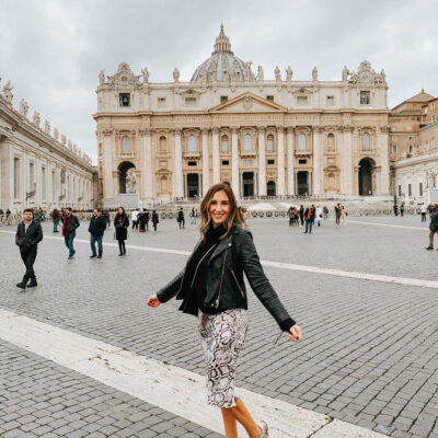 Four Days in Rome at Christmas