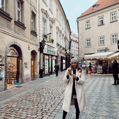 A Girls Weekend in Prague