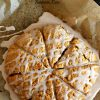 Ginger Pumpkin Scones